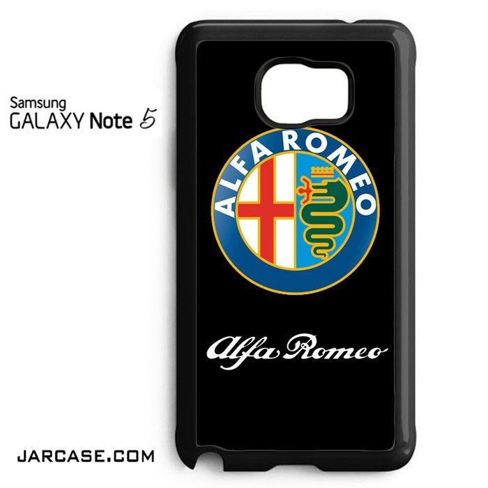 Alfa Romeo Logo Phone case for samsung galaxy note 5 and another devices