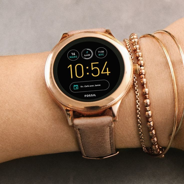Smartwatch Style Electronics in 2020 Fossil smart watch