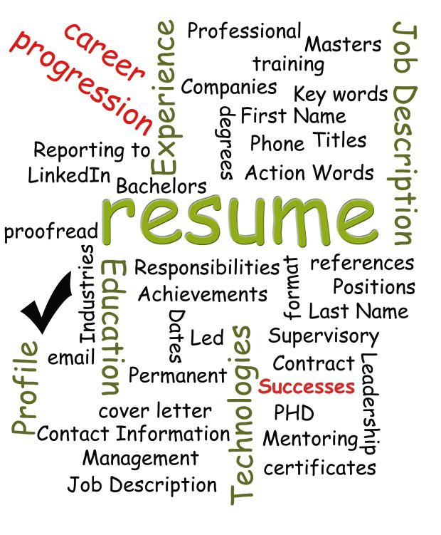 How To Layout Your Resume – KISS