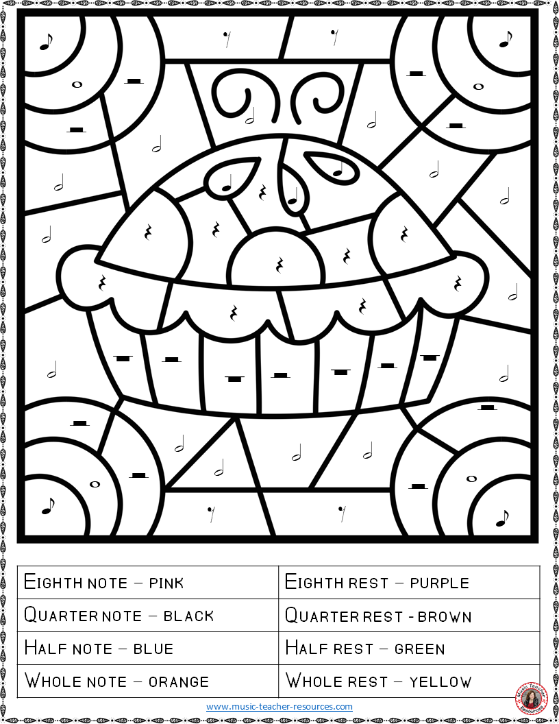 Thanksgiving Music 26 Thanksgiving Music Coloring Pages Music Coloring Thanksgiving Music Thanksgiving Music Lessons
