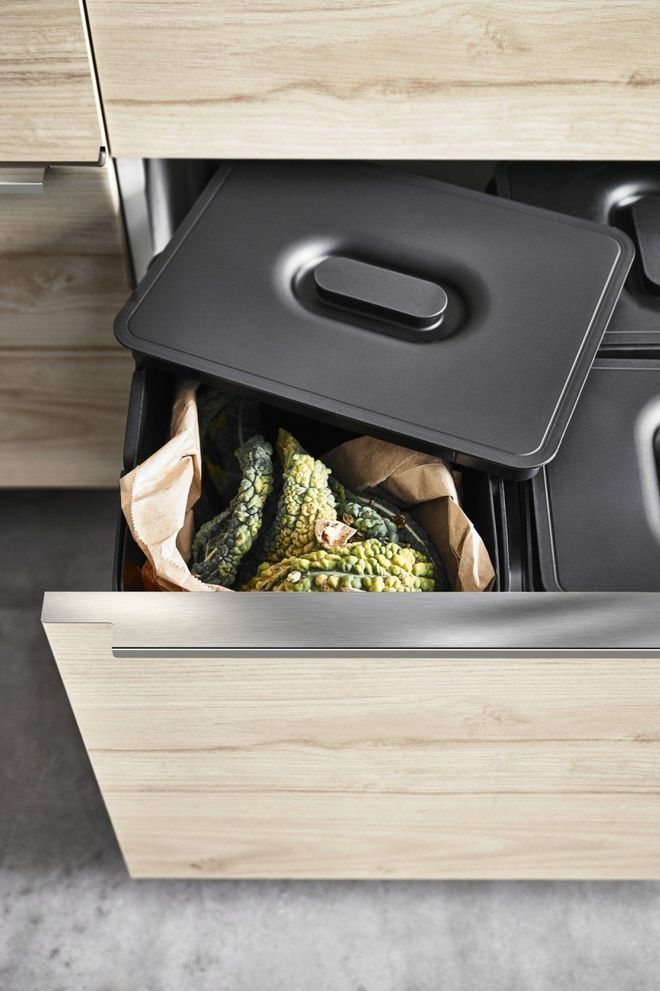 Rangement Cuisine Ranger Malin Avec Astuces Bien Pensees Evier Cuisine Rangement Cuisine Cuisine Ikea