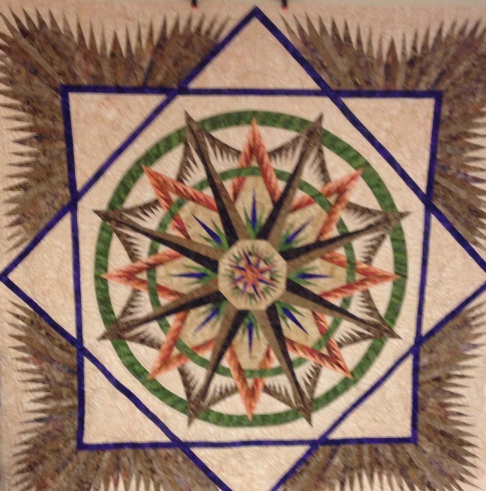 Mariner's Compass, Sew Much Fun