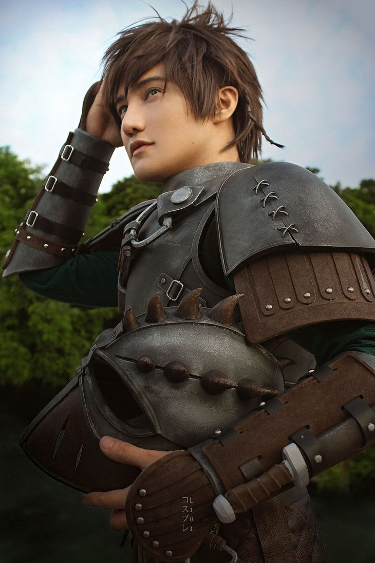 Hiccup Cosplay How to train your dragon 2 by liui-aquino on deviantART bf9c2742fac6