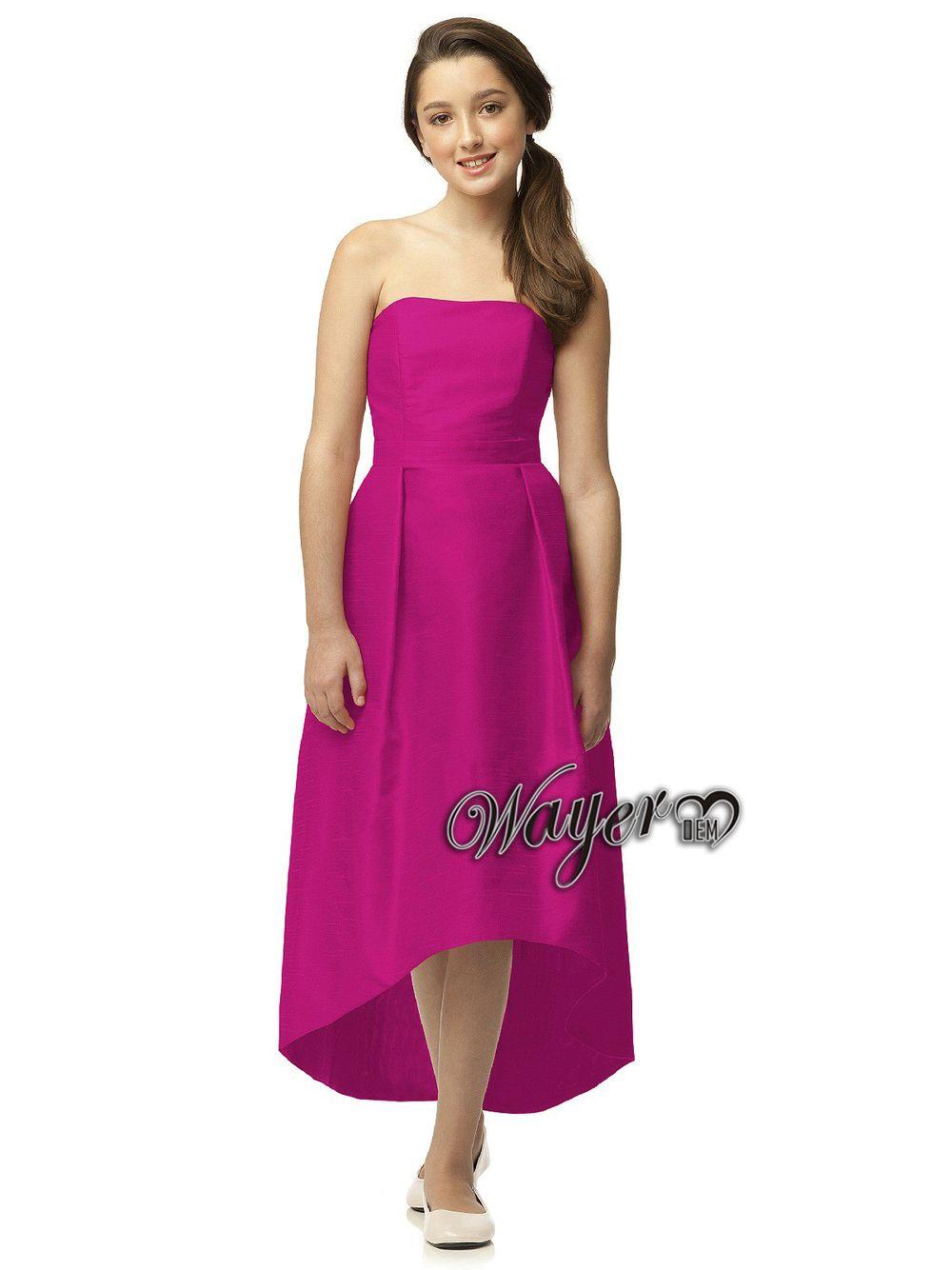 vestidos de fiesta cortos en rosa fiusha 2014 Fashion Strapless A ...