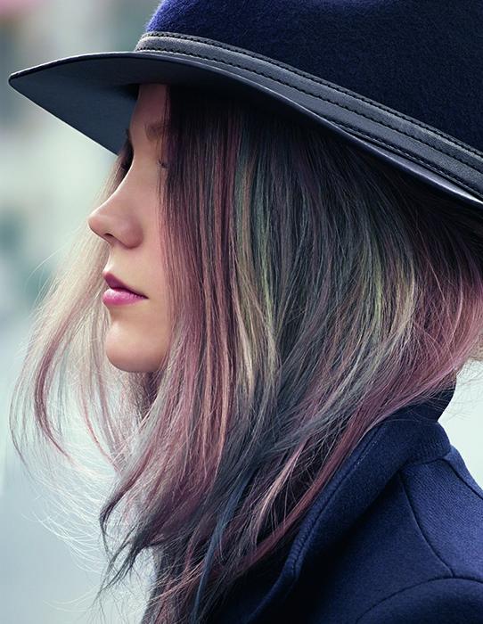 couleur femme pastel tendances printemps ete 2015 hair. Black Bedroom Furniture Sets. Home Design Ideas
