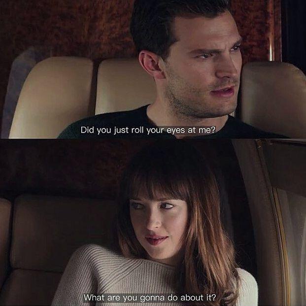 "19 Likes, 1 Comments - Dakota_and_jamie (@fifty.shades.faans) on Instagram: ""#fiftyshadesfreed #christiangrey #anastasiagrey #eyes #wife #husband"""