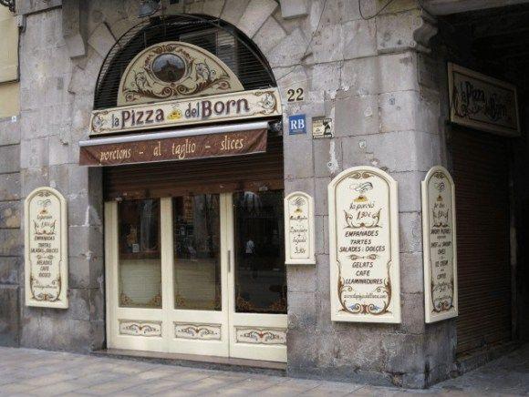 Quieres Saber Dónde Comer Bien Y Barato En Barcelona No Te Pierdas Este Post Con Una Lista De Res Pizza De Queso De Cabra Restaurantes Restaurantes Barcelona