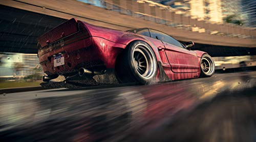 Need for Speed Heat, PlayStation 4, Electronic Arts