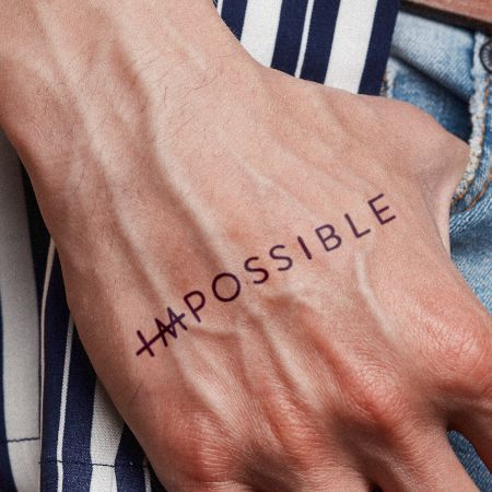 Inspiração: Tatuagens na mão
