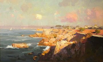 Calvin Liang- my favorite coastal artist