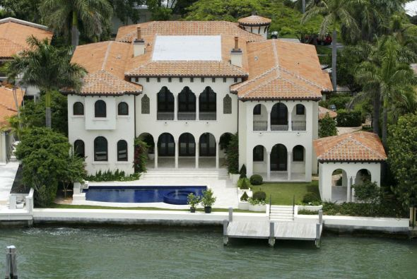 Ricky Martins House That Iwll Be My House Some Day Celebrity