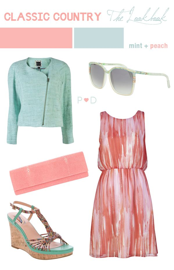 What to Wear to a Summer Wedding -Classic Country