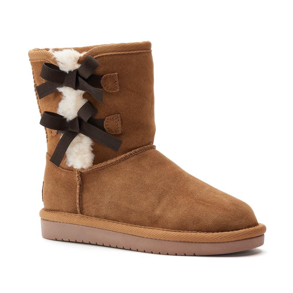 Koolaburra by UGG Victoria Girls' Short Winter Boots, Girl's