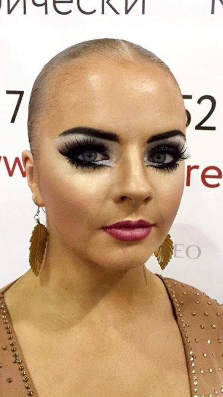 Pin by Kelly Simon on Ballroom makeup Latin makeup