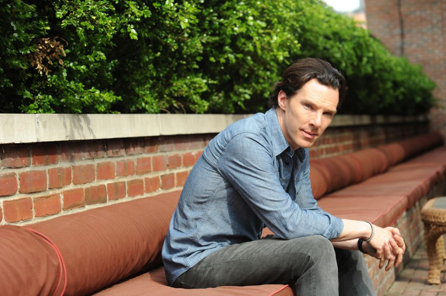 'Star Trek Into Darkness': Benedict Cumberbatch enjoys being villain   Hero Complex – movies, comics, pop culture – Los Angeles Times