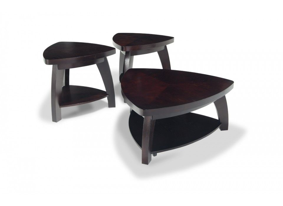 Boomerang Coffee Table Set Coffee & End Tables