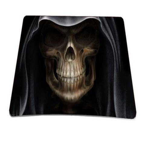 Skull Mouse Pad Notebook Computer