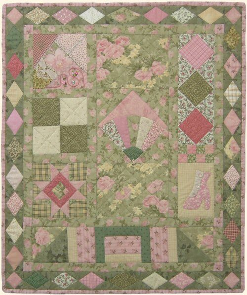 Quilt Patterns For Beginners | quilt size 26 x 31 this easy ... : free quilting tutorials online - Adamdwight.com