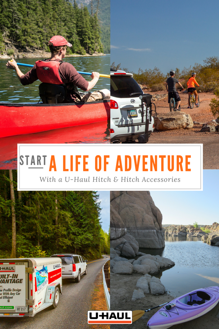Start a life of adventure with a little help from a U-Haul ...