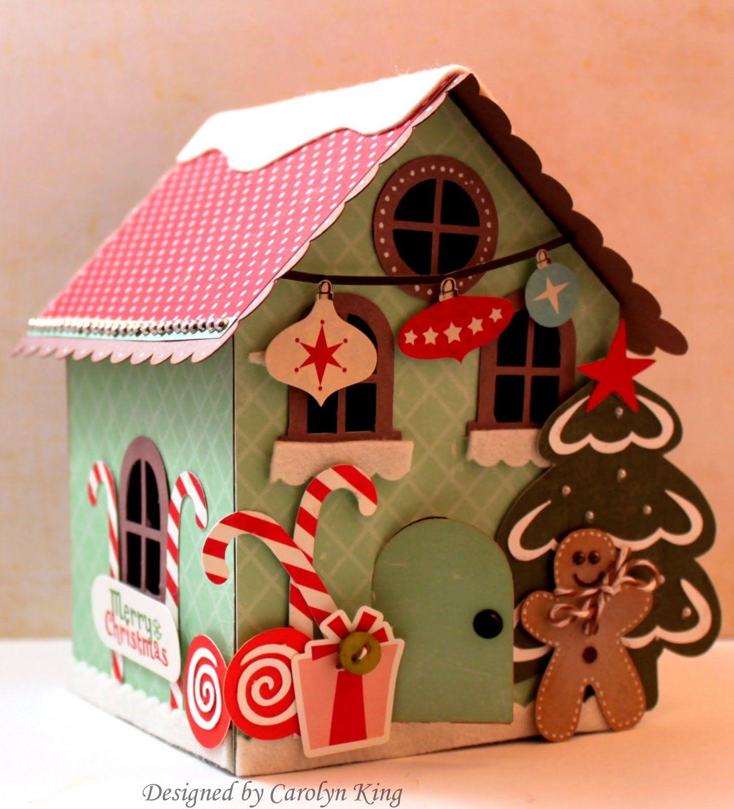 Gingerbread House Manualidades Navidenas Cosas De Navidad Escenografia Navidad
