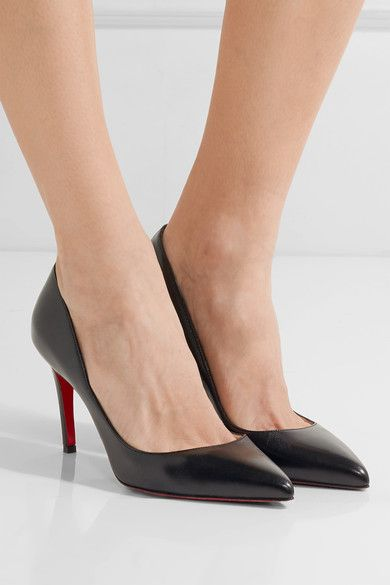 bfddbe3fc71a Christian Louboutin - Pigalle 85 leather pumps in 2019