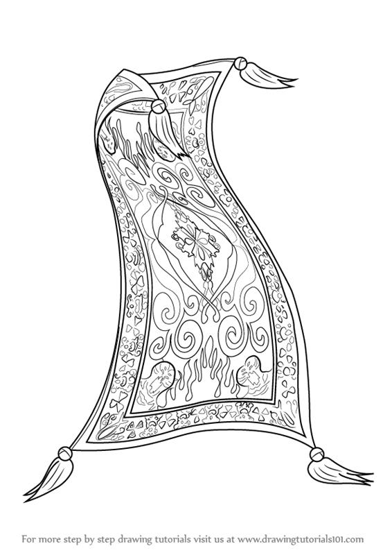 Image Result For Drawing Magic Dove Magic Carpet Flying Carpet Diy Carpet