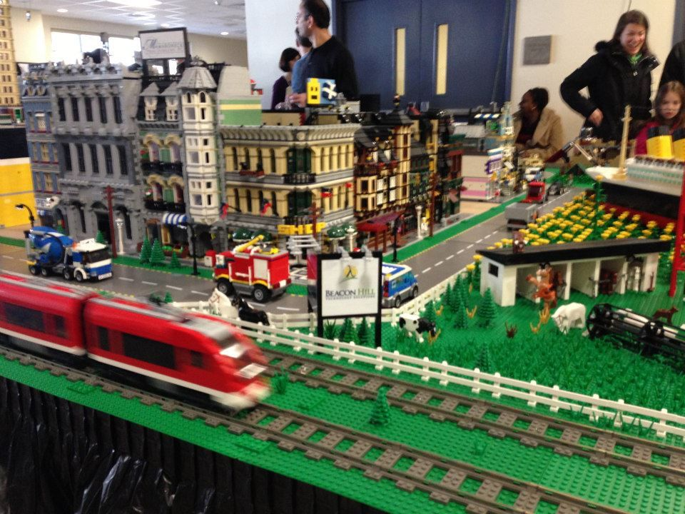 Coming Up: Larchmont Brickfest Mar 29, 30, Apr.5 | theloop | Brick ...