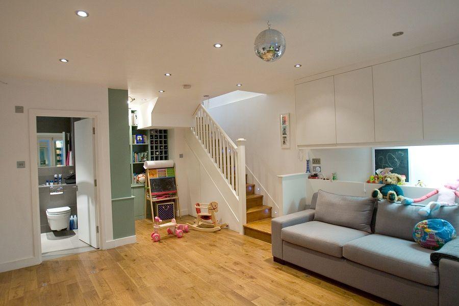 Pictures basement refurbishments in london uk basement images for basements4you 22 4 10 for Basement to bedroom conversion