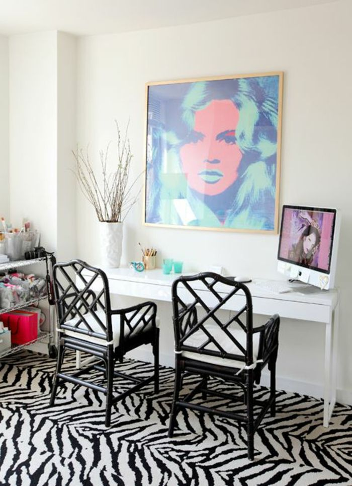 Le Tapis Zebre En 50 Photos Avec Beaucoup D Idees Chic Home Ideas