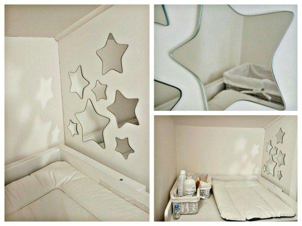 Miroir étoile | chambre bébé | Pinterest | Idées déco pour la ...