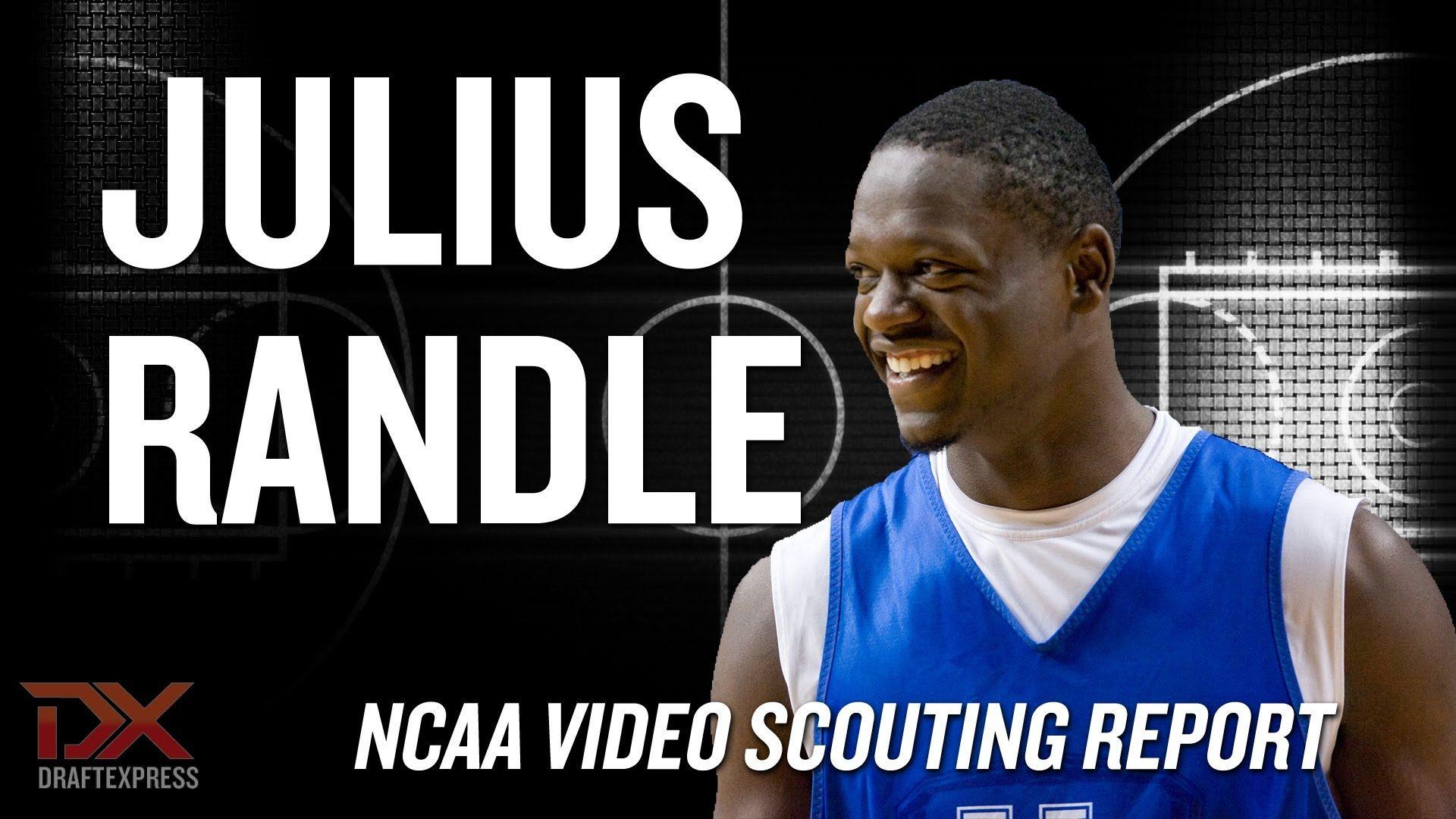 Julius Randle 2013 Scouting Video
