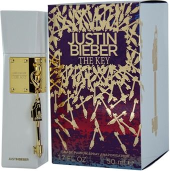 Justin Bieber The Key By Justin Bieber For Women