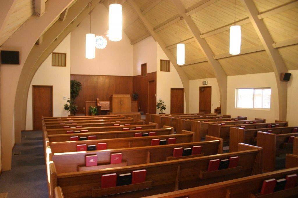 Old Grace Church Worship service, Home decor