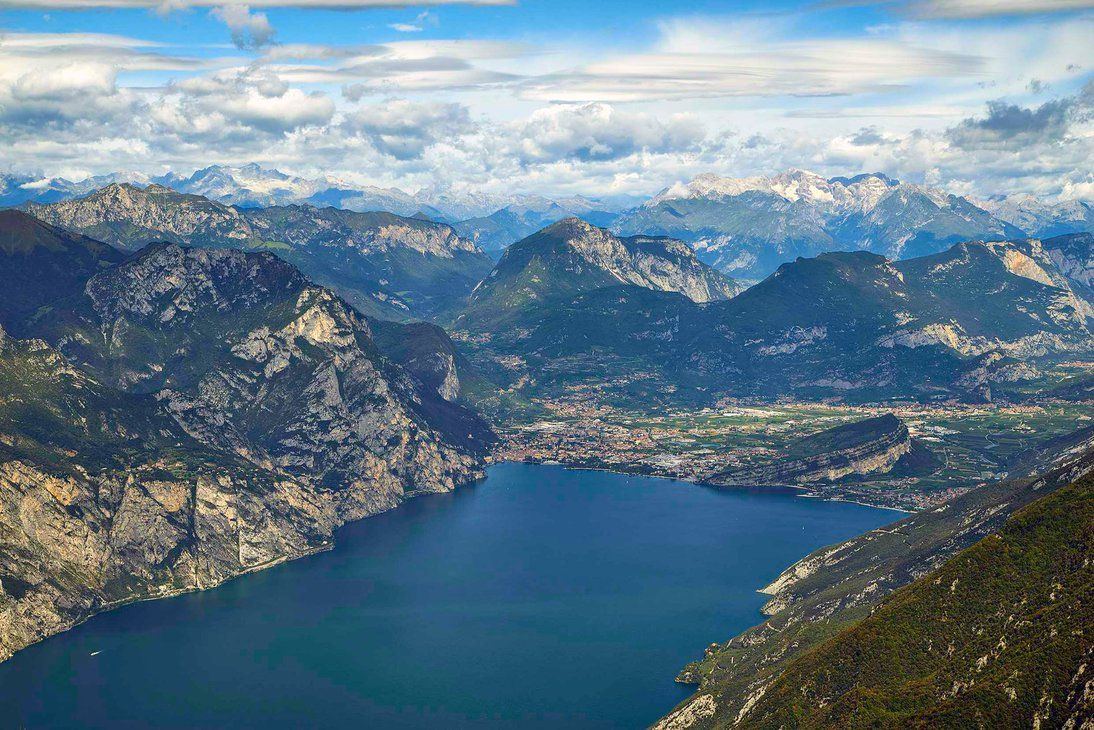Lago di Garda 2 by CitizenFresh on DeviantArt