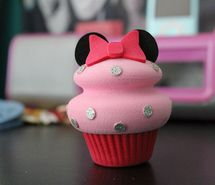 Inspiring picture bow, cupcake, cute, disney, girly, minnie mouse. Resolution: 640x426 px. Find the picture to your taste!