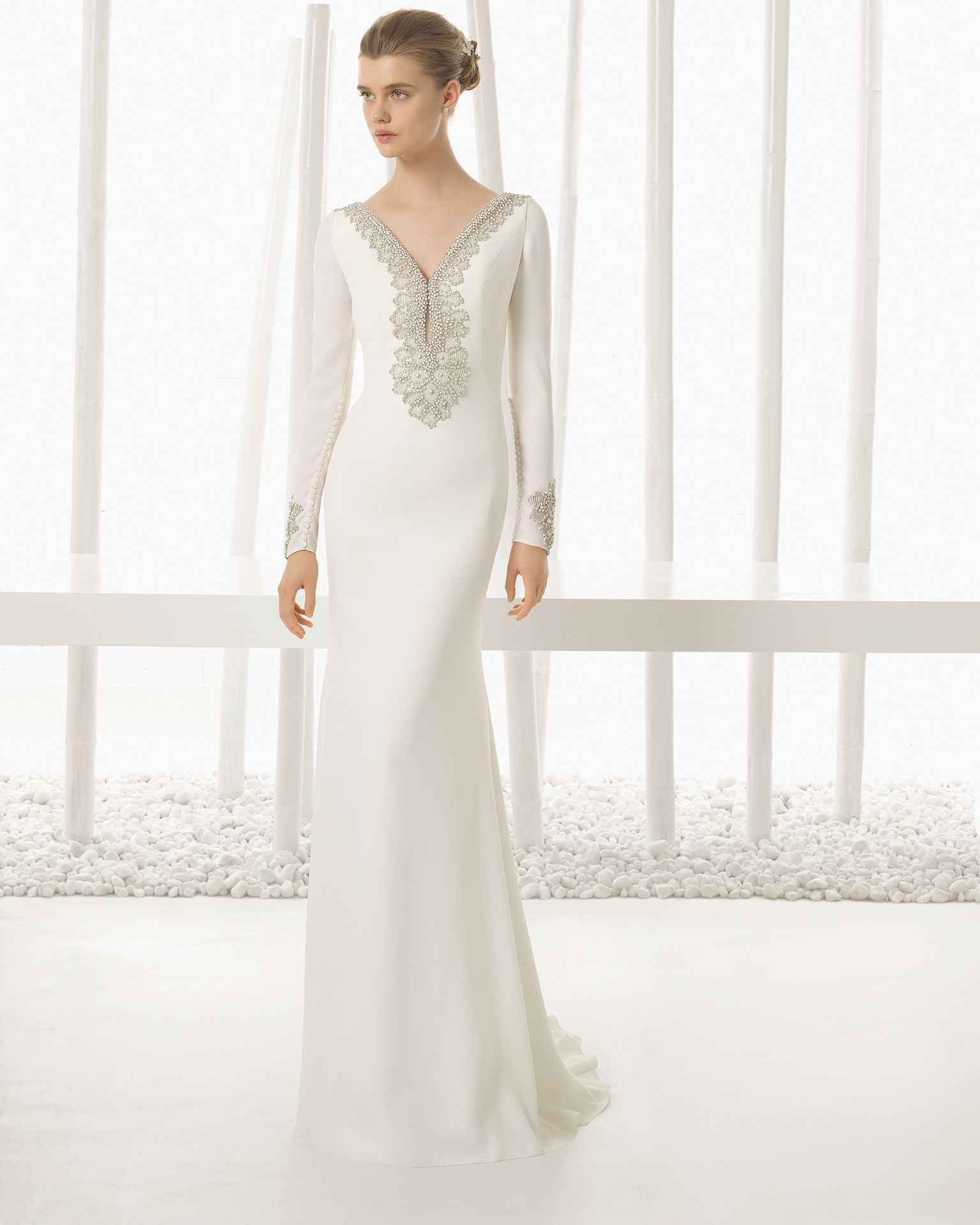 Denver - Rosa Clará 2016 Bridal Collection | Bridal collection ...