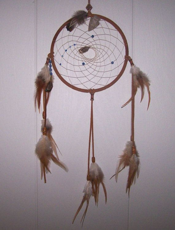 Dreamcatcher- I need to make these again. Very therapeutic.