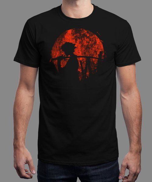 """""""Stray Dog"""" is today's £9/€11/$12 tee for 24 hours only on Pin this for…   Qwertee thumbnail"""