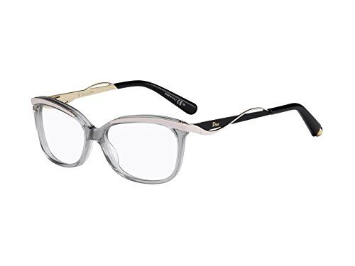 cc380cf7dc26 DIOR Eyeglasses 3280 08Lc Gray Pink Black 53MM Christian Dior ...