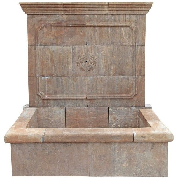 Wall Fountain (8,315 NZD) ❤ liked on Polyvore featuring home, home