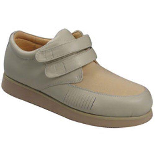 Mt Emey Therapeutic Diabetic Women/'s Brown Leather Shoe Sandal