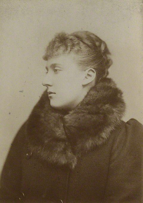 Princess Marie Louise of Schleswig-Holstein (1872-1956)