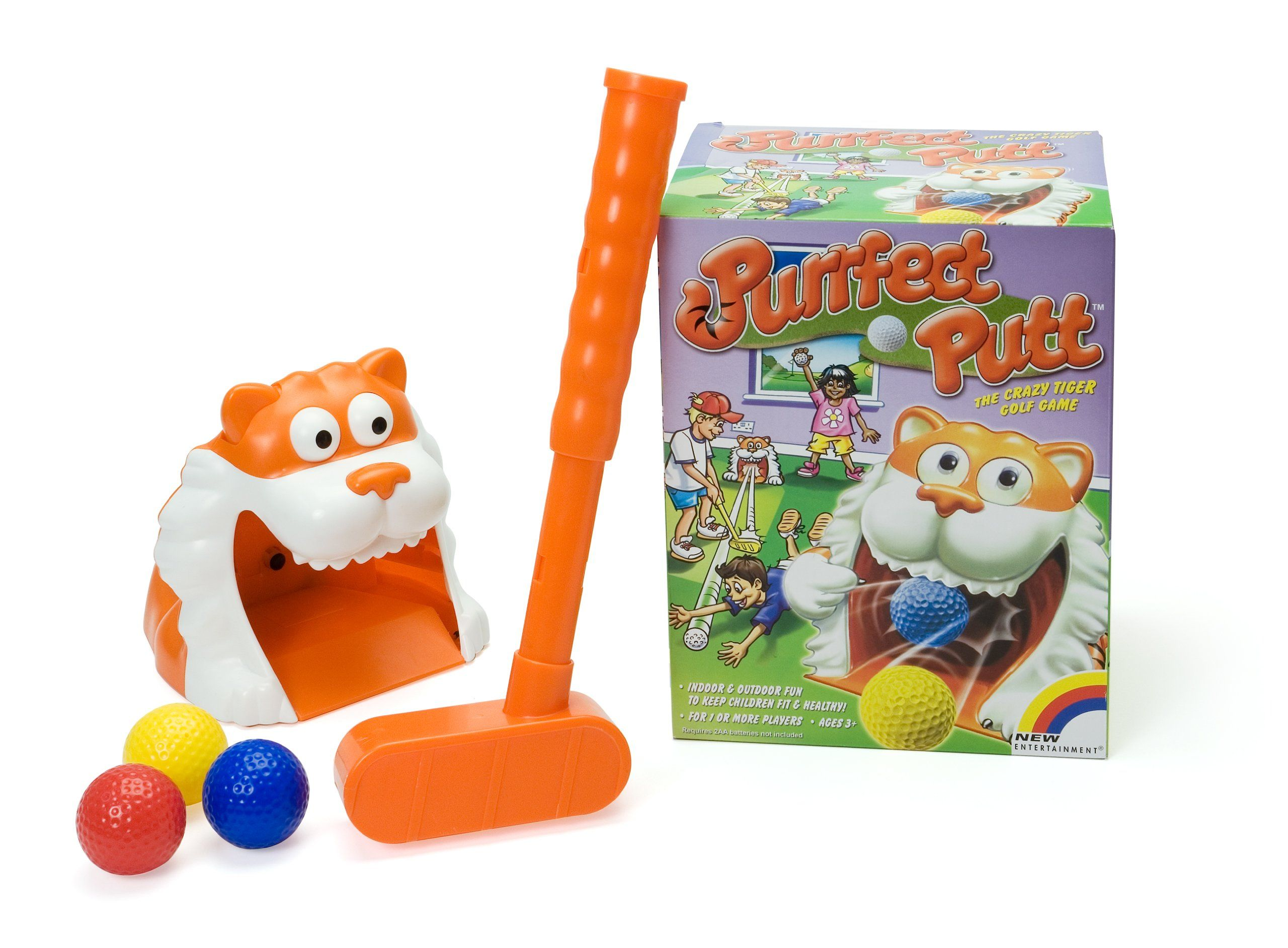 Purrfect Putt Golf Game (With images) Golf game, Golf
