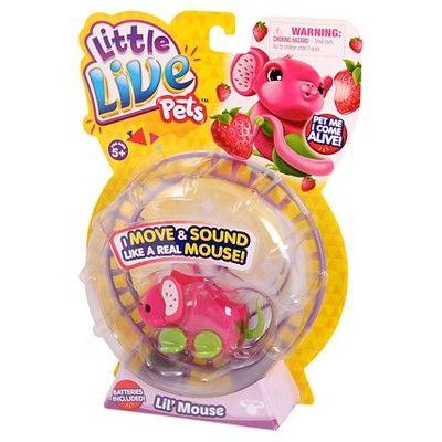 Little Live Pets Lil' Mouse - Pippeez