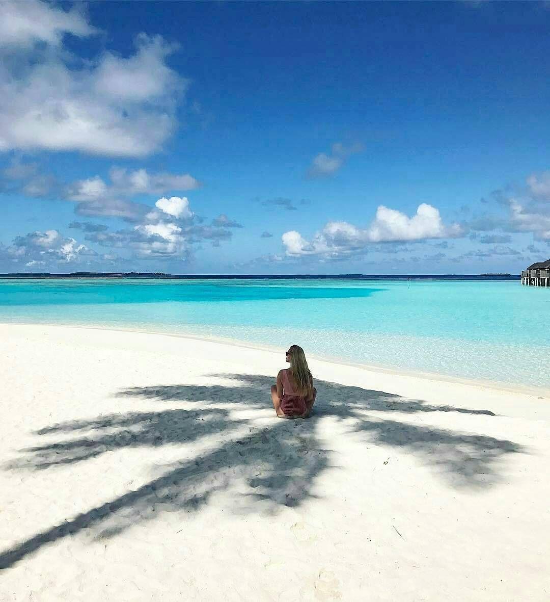 Sun Island Beach Maldives: The Sun Siyam Irufushi #Maldives