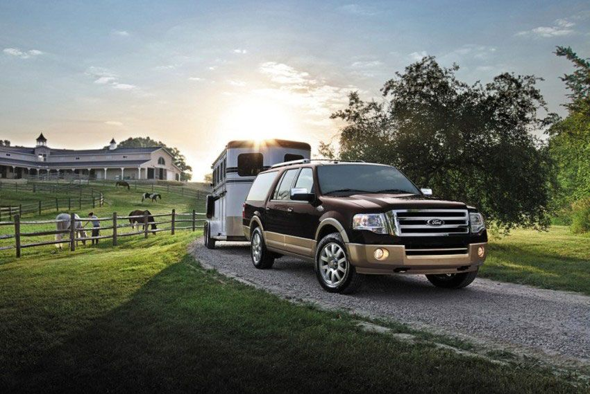 2015 Ford Expedition #FORDSUV