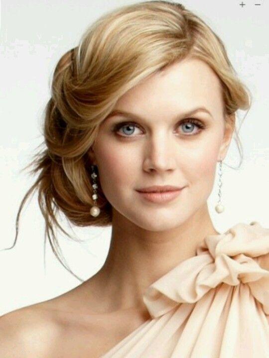 15 Fantastic Updos For Medium Hair Wedding Hairstyles Pinterest