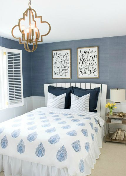 12 Chic Ways To Style Rugs Over Carpet: 12 Chic Ways To Use Textured Wallpaper In Your Home