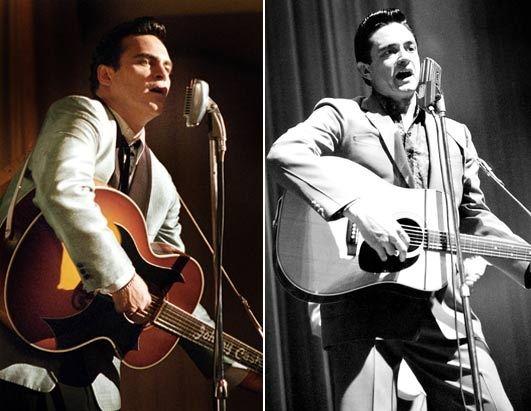 Joaquin Phoenix As Johnny Cash Com Imagens Filmes Shows