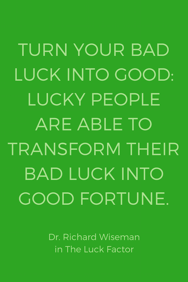 The Luck Factor Personal Development Book Recommendation Thoughts On The Good Life Luck Green Quotes Gratitude Board